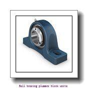 skf P2BM 207-TF-AH Ballbearing plummer block units