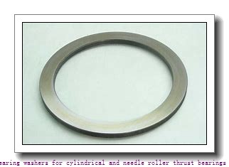 25 mm x 1.654 Inch | 42 Millimeter x 3 mm  skf WS 81105 Bearing washers for cylindrical and needle roller thrust bearings