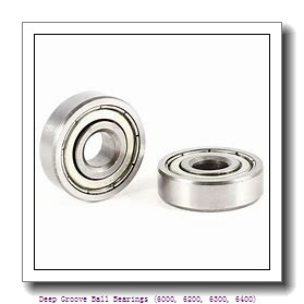 timken 6320-ZZ Deep Groove Ball Bearings (6000, 6200, 6300, 6400)