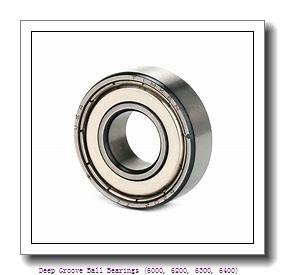 timken 6006-NR Deep Groove Ball Bearings (6000, 6200, 6300, 6400)