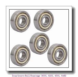 timken 6306-2RS Deep Groove Ball Bearings (6000, 6200, 6300, 6400)