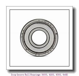timken 6215-NR Deep Groove Ball Bearings (6000, 6200, 6300, 6400)