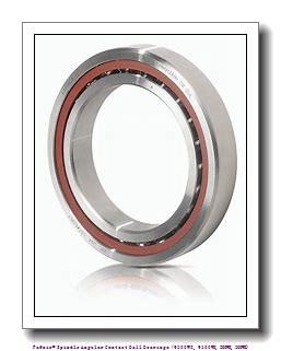 timken 2MM9340WI Fafnir® Spindle Angular Contact Ball Bearings  (9300WI, 9100WI, 200WI, 300WI)