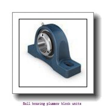 skf P 85 R-40 WF Ball bearing plummer block units