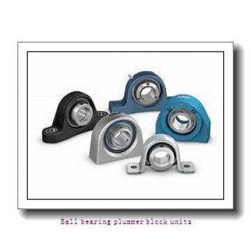 skf P2BL 015-TF Ballbearing plummer block units