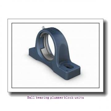 skf P2BL 008-FM Ball bearing plummer block units