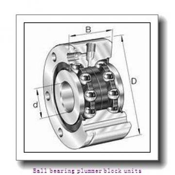 1 Inch | 25.4 Millimeter x 1.748 Inch | 44.399 Millimeter x 1.437 Inch | 36.5 Millimeter  skf P2B 100-WF Ballbearing plummer block units