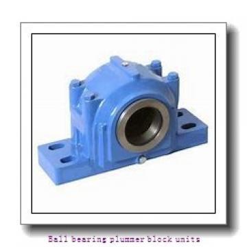 skf P2BC 115-TPZM Ballbearing plummer block units