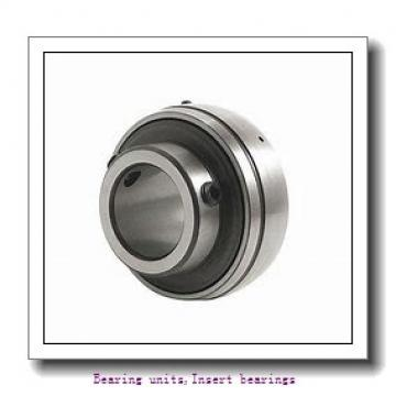 19.05 mm x 47 mm x 34 mm  SNR EX204-12G2T20 Bearing units,Insert bearings