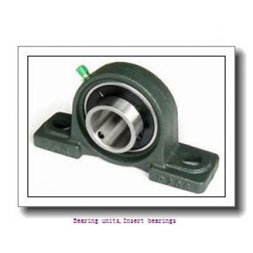 17 mm x 47 mm x 34 mm  SNR EX203G2T20 Bearing units,Insert bearings