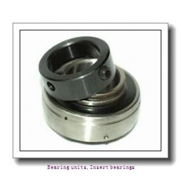 20 mm x 47 mm x 34 mm  SNR EX.204.G2 Bearing units,Insert bearings