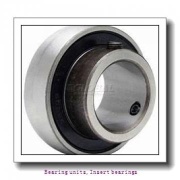 12.7 mm x 47 mm x 34 mm  SNR EX201-08G2T20 Bearing units,Insert bearings