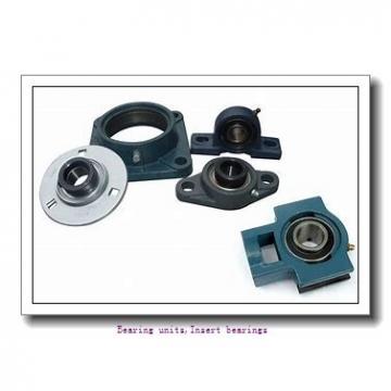 25 mm x 52 mm x 34.8 mm  SNR EX.205.G2.L3 Bearing units,Insert bearings