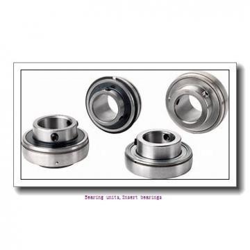 20 mm x 47 mm x 34 mm  SNR EX.204.G2.L3 Bearing units,Insert bearings