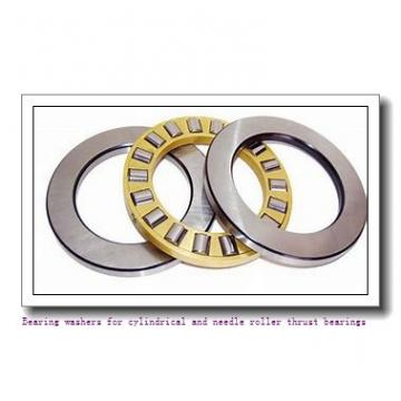 skf GS 81218 Bearing washers for cylindrical and needle roller thrust bearings