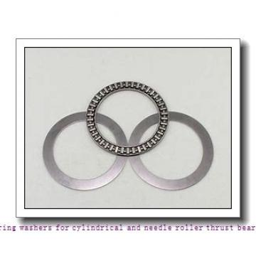 60 mm x 85 mm x 4.75 mm  skf LS 6085 Bearing washers for cylindrical and needle roller thrust bearings
