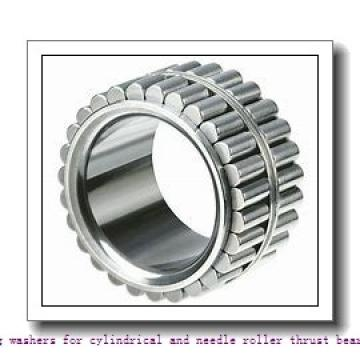 skf GS 81217 Bearing washers for cylindrical and needle roller thrust bearings