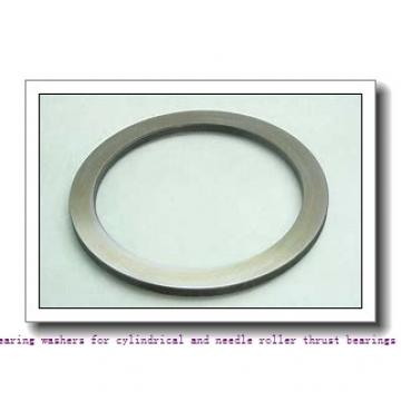 skf GS 81124 Bearing washers for cylindrical and needle roller thrust bearings