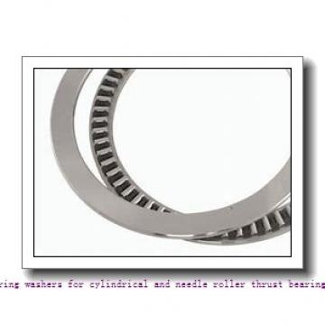 skf GS 81114 Bearing washers for cylindrical and needle roller thrust bearings
