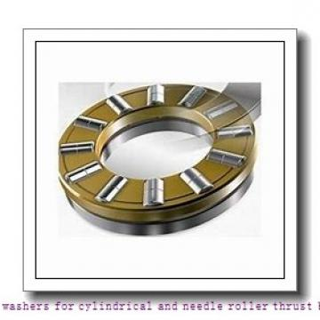 45 mm x 2.559 Inch | 65 Millimeter x 4 mm  skf WS 81109 Bearing washers for cylindrical and needle roller thrust bearings