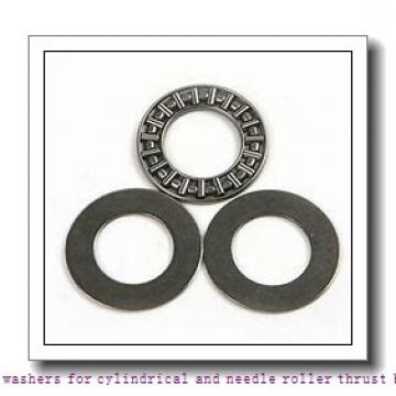 skf WS 81124 Bearing washers for cylindrical and needle roller thrust bearings