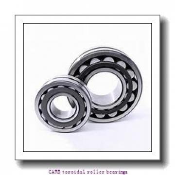 80 mm x 140 mm x 33 mm  skf C 2216 K CARB toroidal roller bearings