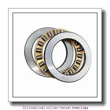670 mm x 900 mm x 52.5 mm  skf 812/670 M Cylindrical roller thrust bearings