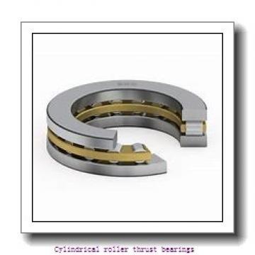 40 mm x 68 mm x 5 mm  skf 81208 TN Cylindrical roller thrust bearings