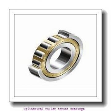 380 mm x 520 mm x 33.5 mm  skf 81276 M Cylindrical roller thrust bearings