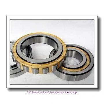 40 mm x 60 mm x 3.5 mm  skf 81108 TN Cylindrical roller thrust bearings