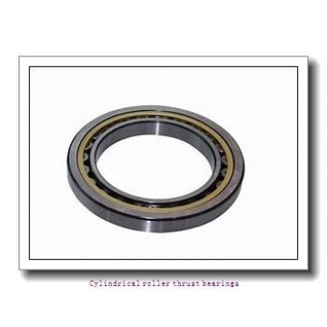 45 mm x 65 mm x 4 mm  skf 81109 TN Cylindrical roller thrust bearings
