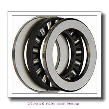 950 mm x 1120 mm x 40.5 mm  skf 811/950 M Cylindrical roller thrust bearings