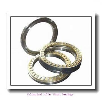 500 mm x 670 mm x 39.5 mm  skf 812/500 M Cylindrical roller thrust bearings
