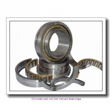 460 mm x 560 mm x 24 mm  skf 81192 M Cylindrical roller thrust bearings