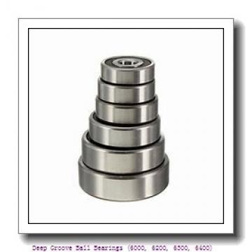 timken 6305-NR Deep Groove Ball Bearings (6000, 6200, 6300, 6400)