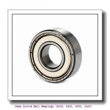 timken 6406-N Deep Groove Ball Bearings (6000, 6200, 6300, 6400)