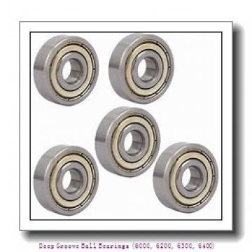 timken 6206 Deep Groove Ball Bearings (6000, 6200, 6300, 6400)