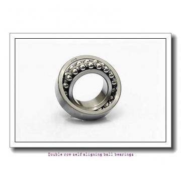 25,000 mm x 52,000 mm x 18,000 mm  SNR 2205KEEG15 Double row self aligning ball bearings