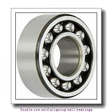 25 mm x 52 mm x 18 mm  NTN 2205S Double row self aligning ball bearings