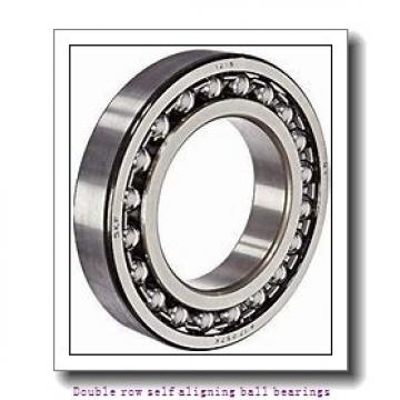 20,000 mm x 52,000 mm x 15,000 mm  SNR 1304G15 Double row self aligning ball bearings