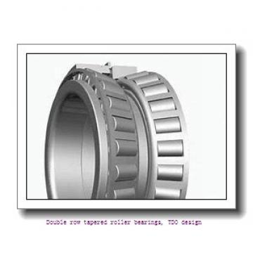 skf BT2B 332497/HA4 Double row tapered roller bearings, TDO design