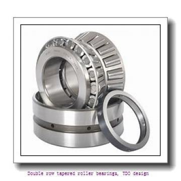 skf BT2B 332237 A/HA1 Double row tapered roller bearings, TDO design
