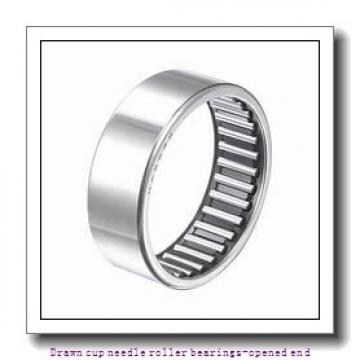 NTN HMK2515C Drawn cup needle roller bearings-opened end