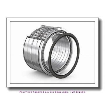 660.4 mm x 812.8 mm x 365.125 mm  skf 331190 Four-row tapered roller bearings, TQO design