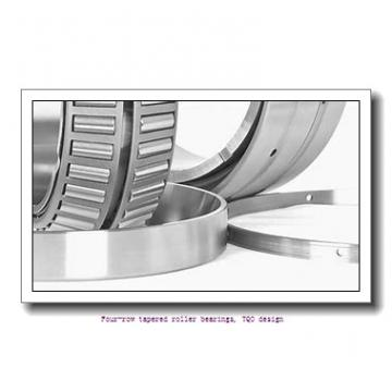 558.8 mm x 736.6 mm x 455.612 mm  skf BT4B 334136 G/HA1VA901 Four-row tapered roller bearing, TQO design
