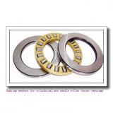 skf GS 81107 Bearing washers for cylindrical and needle roller thrust bearings