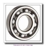 70 mm x 125 mm x 31 mm  skf 62214-2RS1 Deep groove ball bearings