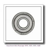 timken 6020-2RS Deep Groove Ball Bearings (6000, 6200, 6300, 6400)