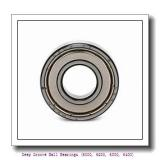 timken 6320-NR Deep Groove Ball Bearings (6000, 6200, 6300, 6400)