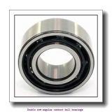 55,000 mm x 100,000 mm x 33,300 mm  SNR 5211ZZG15 Double row angular contact ball bearings
